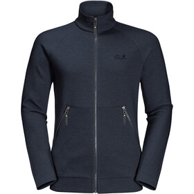 Jack Wolfskin Bilbao Jacket Men, blauw
